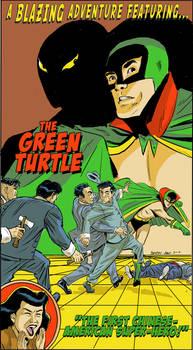 Green Turtle- Benton Jew