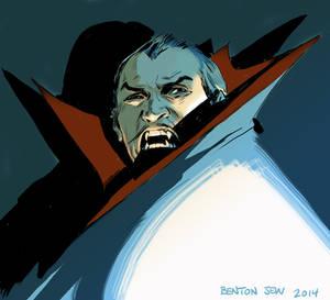 Dracula-Colan tribute-Benton Jew