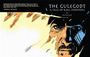The Gulegodt:A Tale of Real Monsters -Benton Jew