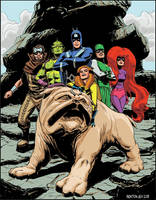 Inhumans-50th-Benton Jew