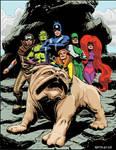 Inhumans-50th-Benton Jew