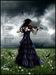 Violin by modern-myth