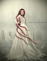 White widow by modern-myth