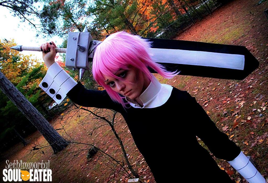 Crona Halloween 2014 by SethImmortal