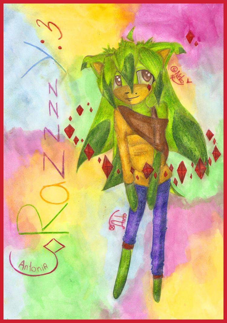 +CraZzzY Rainbow Anto+ by AntoniaA-Laur
