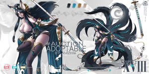 [ OPEN ] Auction Adoptable x [XVIII] by AM2nte