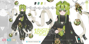 [ OPEN ] Auction Adoptable x [XX] by AM2nte