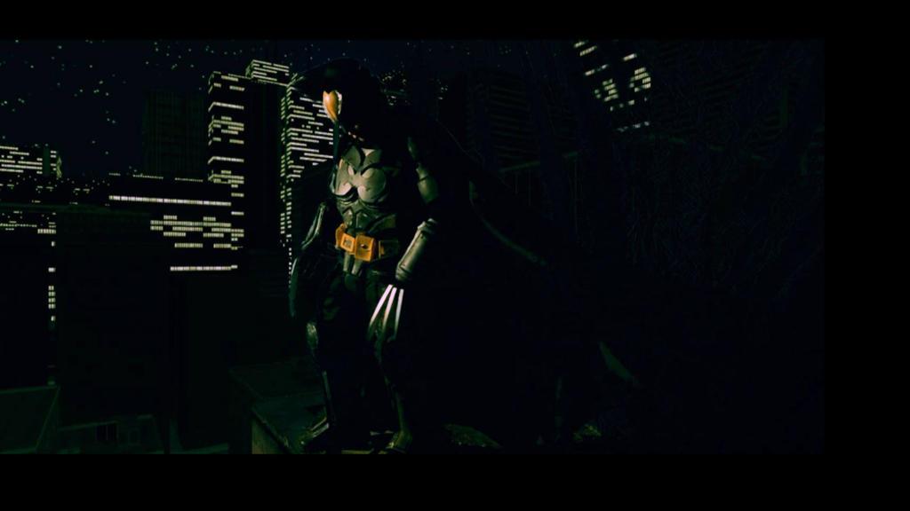 Dark Claw Fan film by casey2099