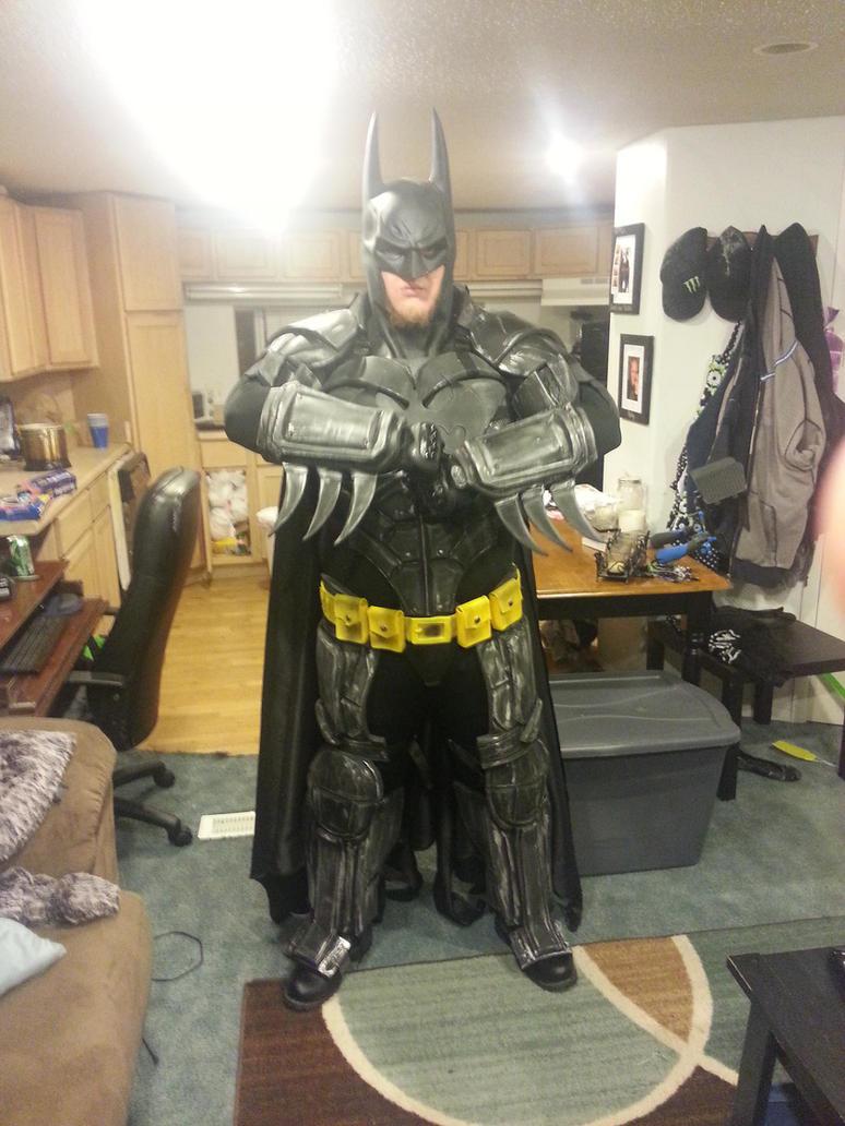 Batman Batsuit by casey2099