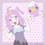 Happy Halloween! - Pokemon, Acerola and drifloon