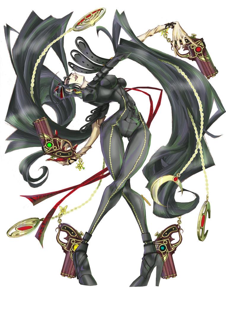 Bayonetta Fan Art Bayonetta Fan Art by