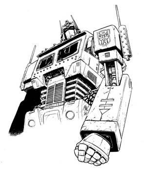 Commander aka Optimus Prime