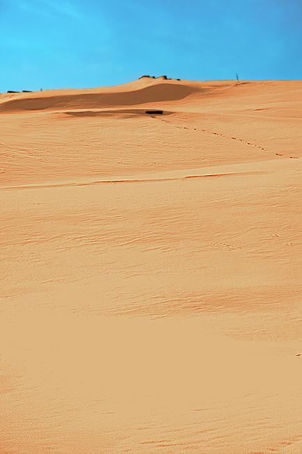 Desert by mehranah