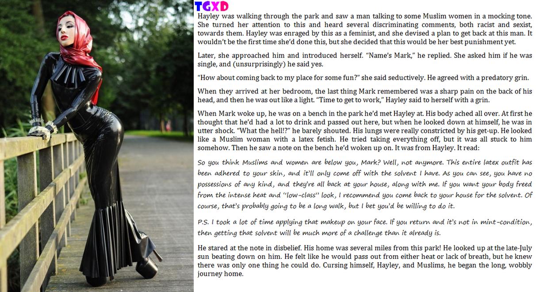 Discriminator (Caption #39) by TGXD-Fan on DeviantArt