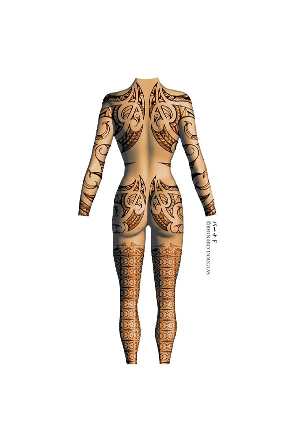 Maori Body Tattoo: Tattoo Gallery By Judith Snow