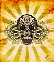 Sugar Skull_Flash by Bern-Z