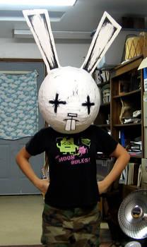Nail Bunny Head