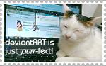 deviantART is just Purr-fect by SerenaAndMina