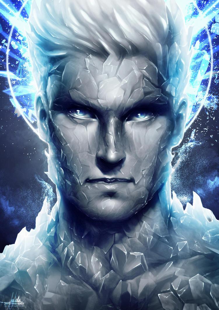 Iceman By Jaysonrevenge On Deviantart