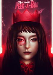 RED VELVET PEEK-A-BOO: SEULGI. by JaysonRevenge