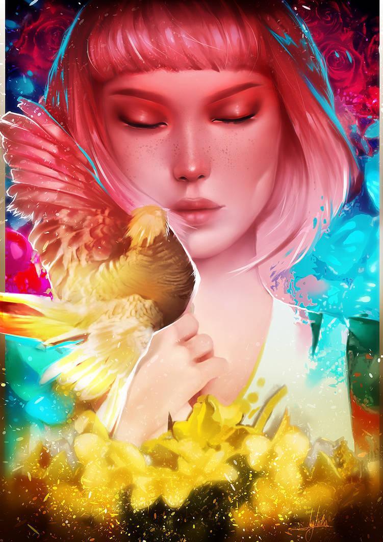 Euphoric Serenity. by JaysonRevenge