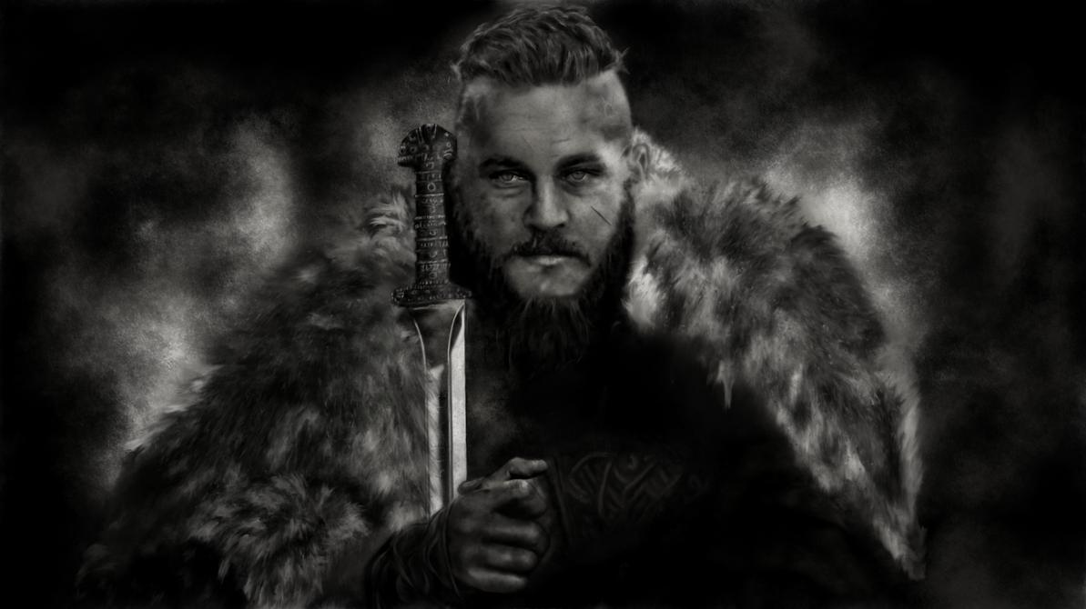 Ragnar Lothbrok By Aelmal
