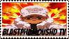 BlastphamousHD TV fan stamp by xRedstarzx