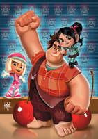 PLEASE DONT WRECK IT RALPH by manukongolo