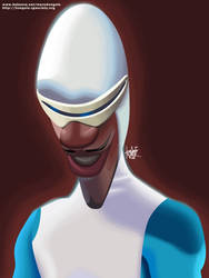 F is For Frozone by manukongolo