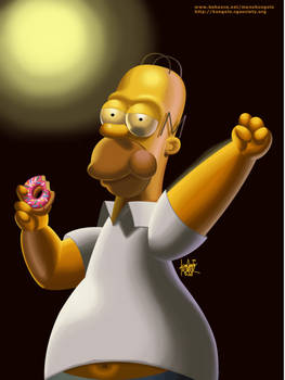 H is for Homer