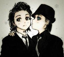 Gerard Way-Jared Leto