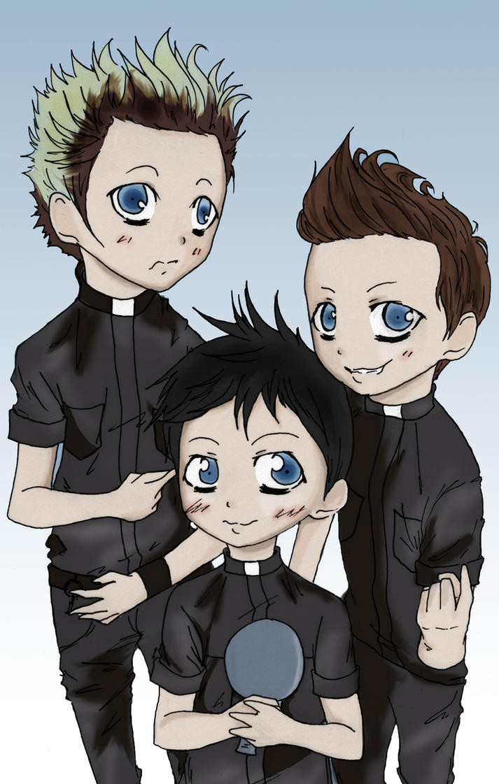 Green Day by putrithewicked