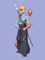 Diamond Girl by FoxyTomcat