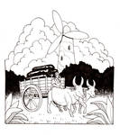 Oxcart Delivery
