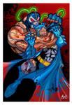 BATMAN Knightfall Color