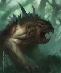 Beast by chrstphrwest