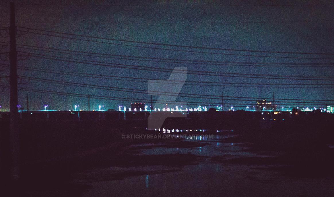 Trinity River by stickybean