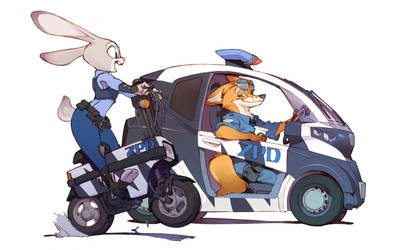 On Duty by NEIGHBORSTUDIOS