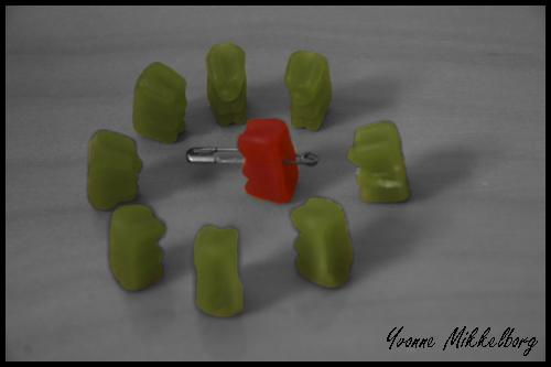 GummyBears by xXRawWwrRXx