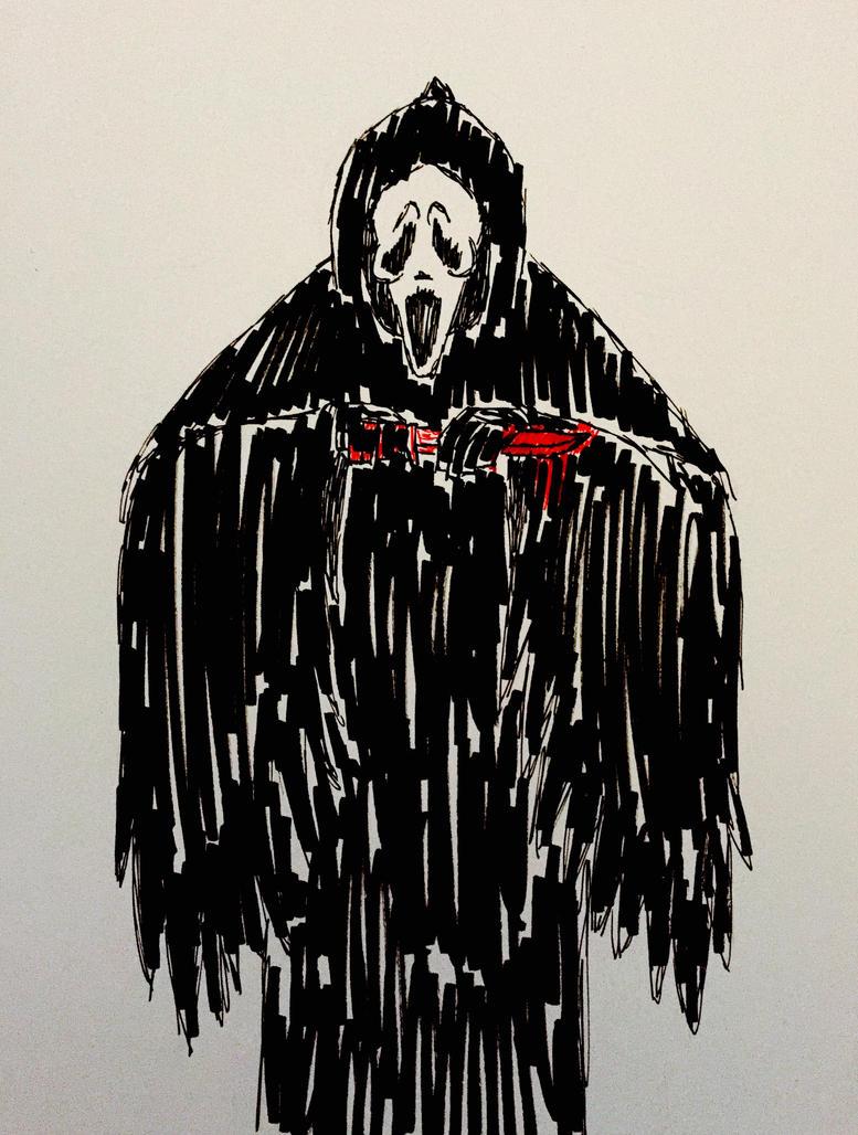 Scream by TheForbiddenTenet