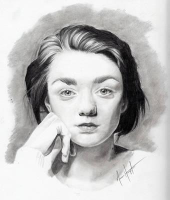 Maisie by Samirakate