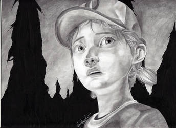 Clementine will remember that... by Samirakate