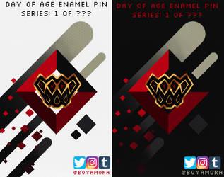 Enamel Pin Idea by b0yamora