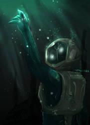 A Light... by StarfallHybrid
