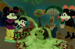 Mickey as Dr. Brewer's clone Goosebumps 5 by Hedging