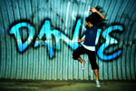 Dance - Graffiti by Shikimori23