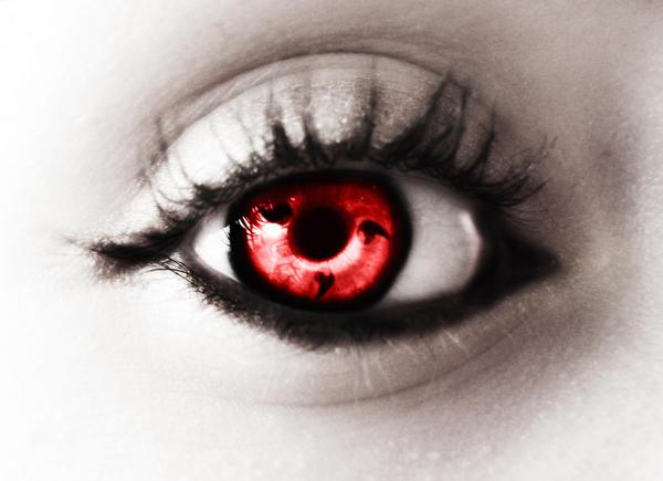 Real Sharingan Eye Contacts Sharingan eye manip... by