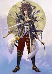 Swordsman by eat01234