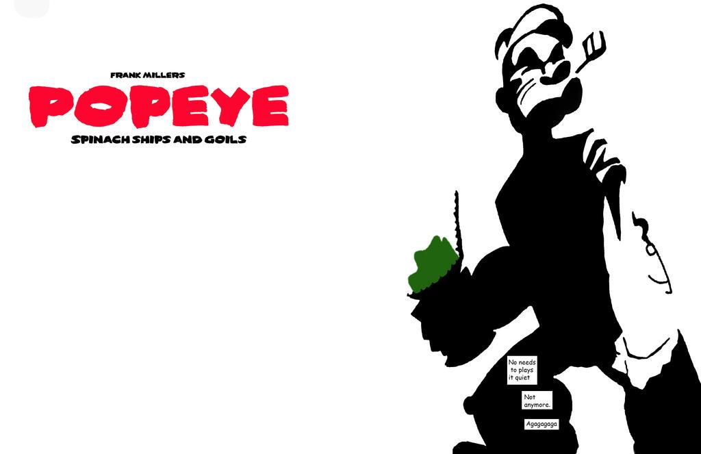 Sin City Popeye by Glax101