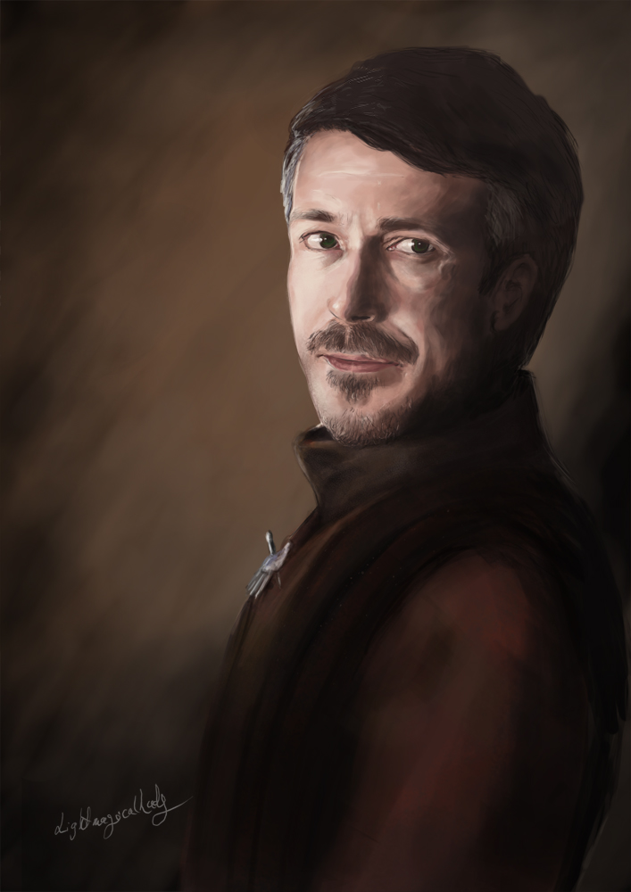 Lord Petyr Baelish by LightMagicalLady
